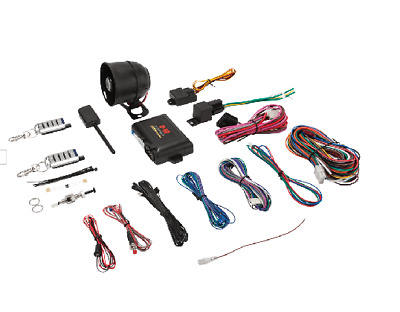 CrimeStopper SP-402 1-Way Security and Start system