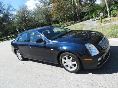 2005 Cadillac STS V6 Luxury LOW MILEAGE 2005 Cadillac STS with 1SB Luxury Package - NO RESERVE
