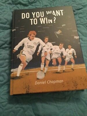 Do You Want To Win? Book And Dvd - Leeds United