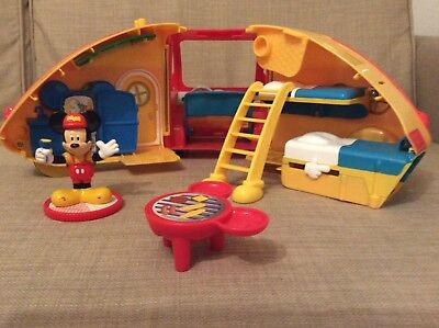 Mickey Mouse Clubhouse Camper van