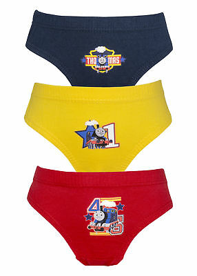 Thomas Tank Engine 3 Pack Boys Pants / Briefs 18 months - 5 years