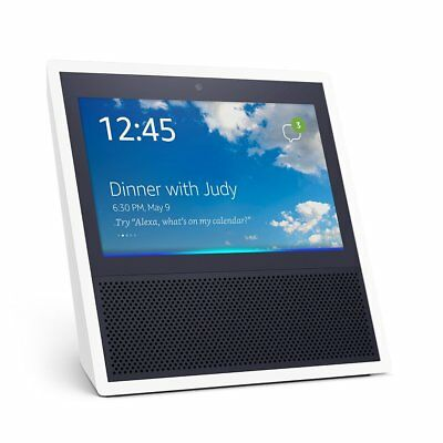 Amazon Echo Show Alexa White - Brand NEW Sealed