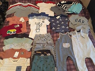 Next Boys Bundle 12/18 ( Some New With Tags) Odd Items From Ralph Lauren Etc.