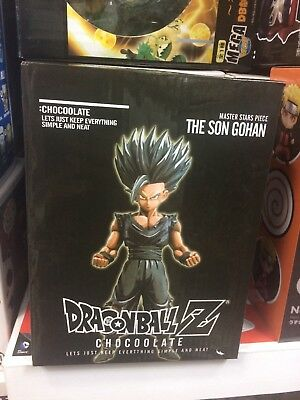Master Stars Piece Chocolate The Son Gohan Figure