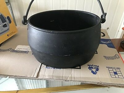 Hill Top & Co No 1 3 Gal Dutch Oven -Very Rare-