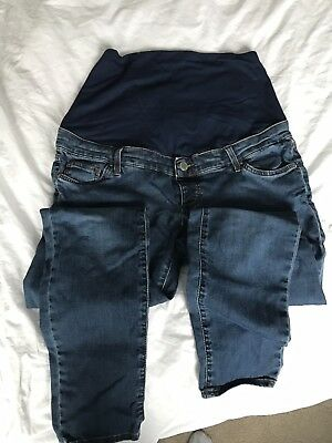 Topshop Maternity Jeans Size 12