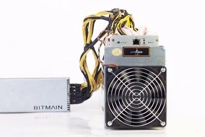 Bitmain AntMiner L3+ Litecoin Miner With APW3++ Power Supply