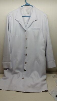 Clinique Lab Coat Size 14 Good used Condition