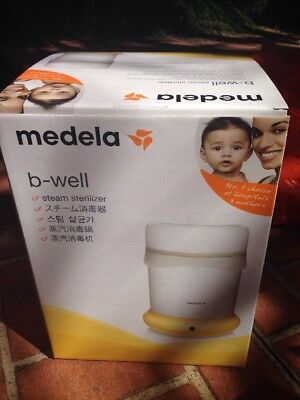 Medela B Well Steam Sterilzer