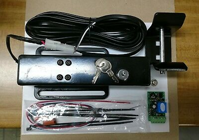 Automatic Gate Lock/Opener Mighty Mule Single Dual Swing Electric Security