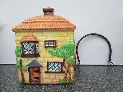 Beswick cottage style biscuit jar  no 249