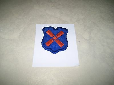 World War Ii U. S. Army 12Th Army Corps Colored Patch