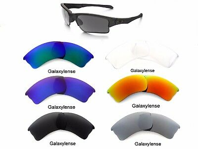 Galaxy Replacement Lenses For Oakley Quarter Jacket Sunglasses Multi-Selection