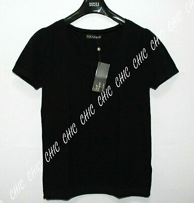 Perfect Gift Bnwt Rosie For Autograph Oyster Pure Silk Swing Top 10 Rrp £35 Other Women's Intimates