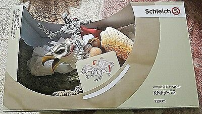 Schleich World Of History : Knights 72032 New In Box