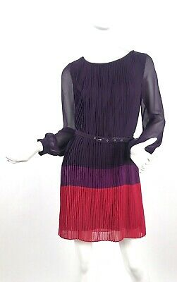 Nwt Jessica Howard Plum Purple Formal Special Occasion Dress Size 8p