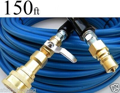 Carpet Cleaning Truckmount 150ft Solution Hose (3000 PSI)
