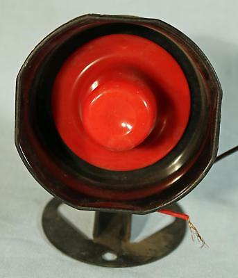 Soft-Cherp Car Siren (Red) Used Tested