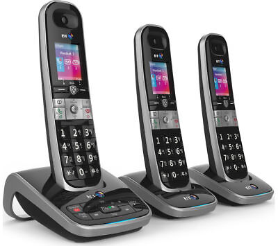 TELSTRA Call Guardian 301+1 MK2 CORDLESS PHONES ANS/MACHINE BLOCK NUISANCE CALLS