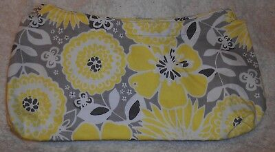 31 Gifts Thirty One Fitted  Awesome Blossom Purse Skirt Yellow (Skirt Only)
