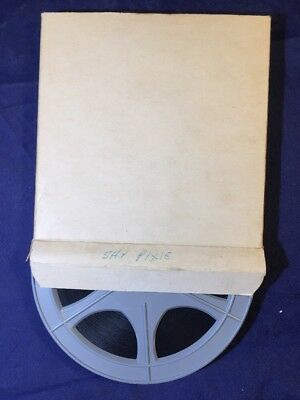 #8 Vtg 50's-60's 8mm Women Girls Erotica Risqué Adult Stag Films Reels