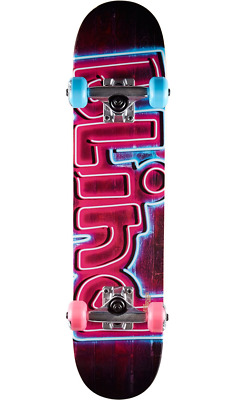 "Blind Late Night Pink Blue Kids Youth Skateboard Complete 6.5"" RRP: $99"