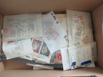 ESTATE: World in box -  heaps so much here unchecked unsorted AMAZING  (6805)