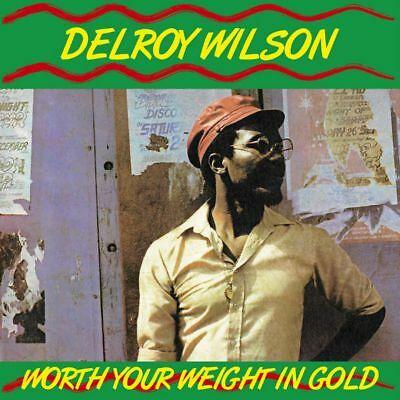 DELROY WILSON Worth Your Weight In Gold LP (SKA/SKINHEAD REGGAE)