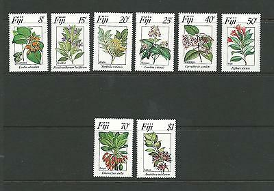 1983/84 Flowers Both sets SG 665 - 668 & 680/83 Complete MUH/MNH as Purchased