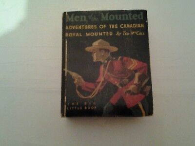 the big little book men of the mounted no.755 / 1934