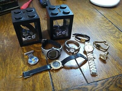 Used watches job lot