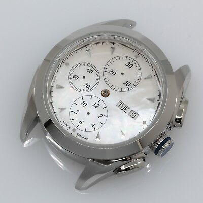 Watch Case + Dial + Hands Set for ETA Valjoux 7750 / 7753 Uhrengehäuse Boitier