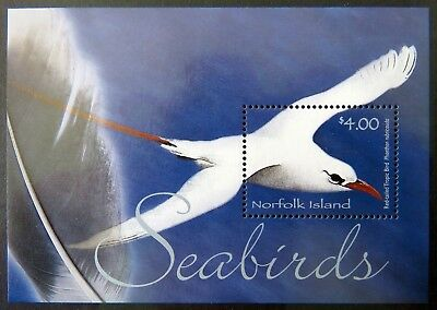 2005 Norfolk Island Stamps - Seabird Definitives Part I - Mini Sheet MNH