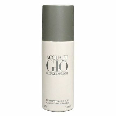 Armani Acqua Di Gio 150Ml Deodorant Spray For Men Brand New