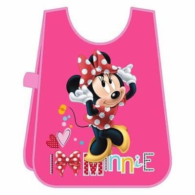 Delantal Pvc De Minnie Mouse (6510)