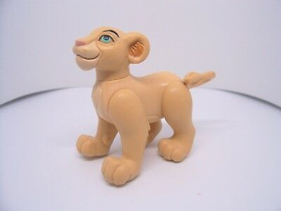 "Nala From ""The Lion King"" Movable Figurine Toy"