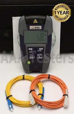 JDSU Acterna OLP-35 SM MM Fiber Optic Power Meter OLP 35 OLP35