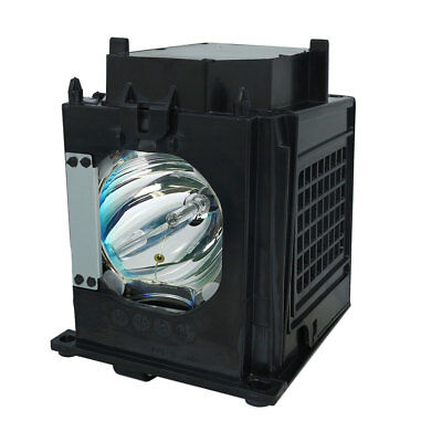 Lutema Economy Mitsubishi WD-57732 Projector Replacement Lamp with Housing