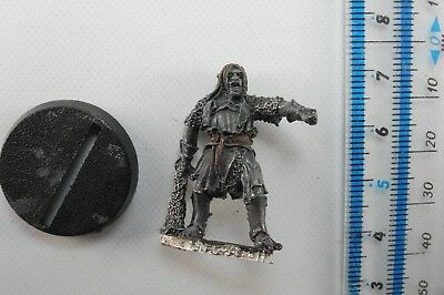 SHAGRAT Metal Lord of the Rings LOTR Evil Orcs Army Warhammer 3
