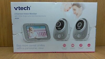 VTech VM242-2 Digital Audio Baby Monitor NEW