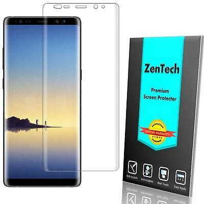 2X Samsung Galaxy Note 9/S10 /S9 Plus/ S9/ Note 8/S8 FULL COVER Screen Protector