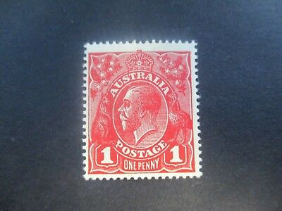KGV Stamps: 1d Red  Mint - great item  (a149)