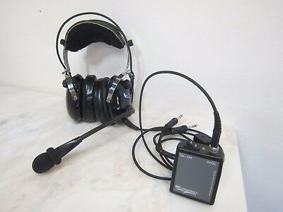 DRE Communications Co. 6001 ANR Aviation Headset with Noise Reduction