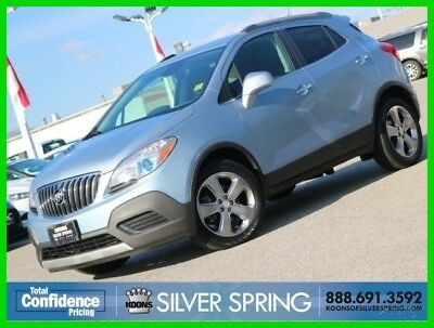 2013 Buick Encore Base Sport Utility 4-Door 2013 Used Turbo 1.4L I4 16V Automatic FWD SUV OnStar