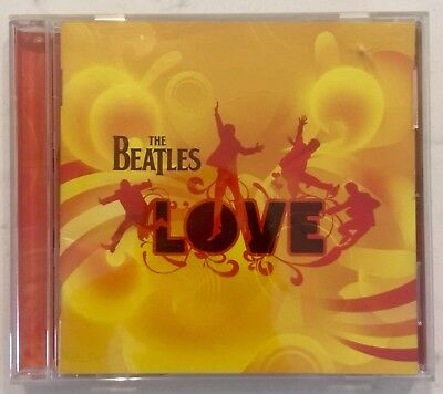The Beatles Love Audio CD from the Las Vegas Cirque du Soleil Show