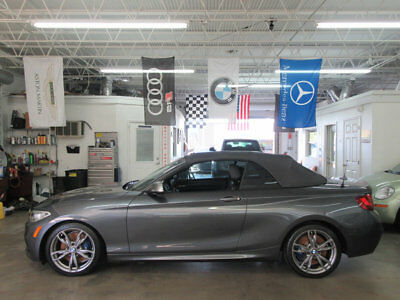 2016 BMW 2-Series M235i $25,000 includes FREE SHIPPING 6,000 MILES WATER DAMAGE RUNS AND DRIVES WOW WOW!