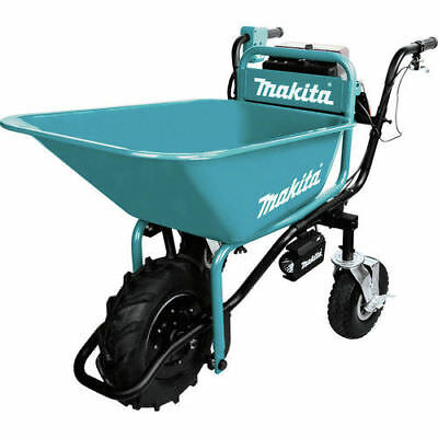 Makita 18V X2 LXT Power-Assisted Wheelbarrow (bt) XUC01X1 New