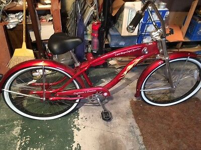CAPTAIN MORGAN BICYCLE (VERY RARE!!) Never sold to public.