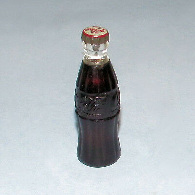 Vintage Coca Cola Cigarette Lighter Bottle VG Coke