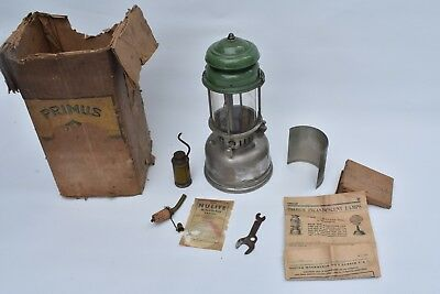 Antique Primus pressure lamp lantern NO 991